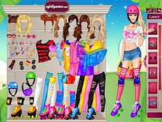 barbie on rollers pomu jp
